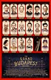 THE GRAND BUDAPEST HOTEL – Imported Movie Wall Poster