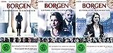 Borgen - Gefährliche Seilschaften / Die komplette Serie - Staffel 1-3 Set [11 DVDs] -
