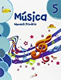Música 5 - Projecte Pizzicato - Libro del alumno: Educació Primària - 9788428546836