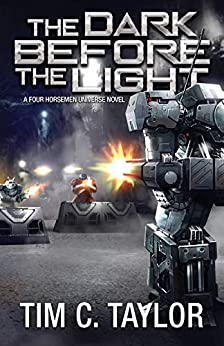 The Dark Before the Light (The Guild Wars Book 5) by [Tim C. Taylor]