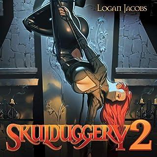 Skulduggery 2 cover art