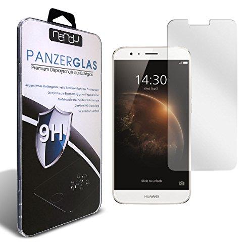 Nandu I Huawei G8EchtGlas I 2d Cover Cristal I Tempered Glass 9H Dureza I Cristal protector I Vidrio templado I Cristal protector de pantalla