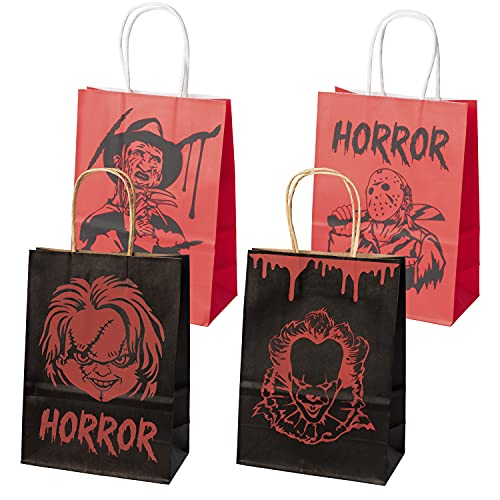 Paper Gift Bags For Horror Movie Lovers
