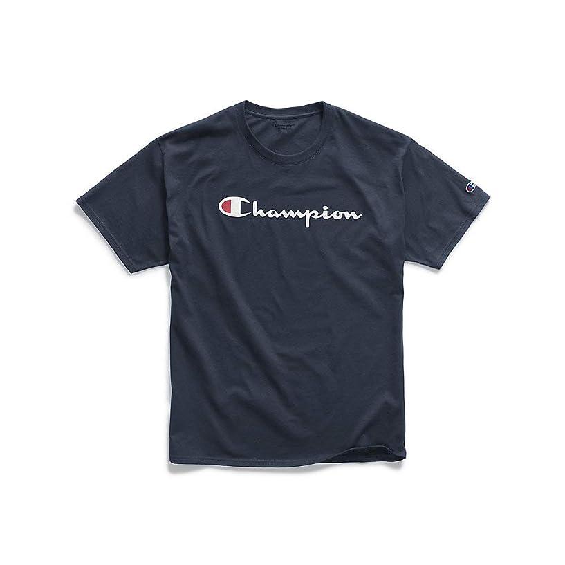 疑わしい行き当たりばったり放出Champion Men's Graphic Jersey Tee Shirt
