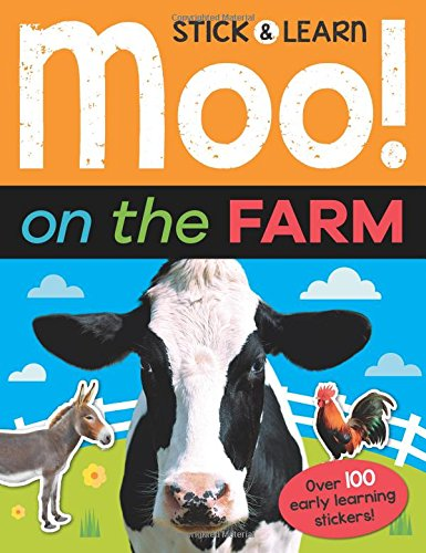 Moo! on the Farm (Stick & Learn)