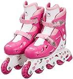 D'Arpèje - OHKY32 - Hello Kitty - Jeu de Plein Air - Roller en Ligne - Taille 34 / 37