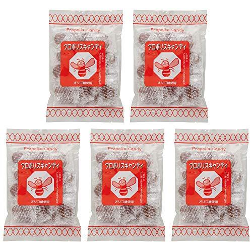 【半期決算セール】ソーキ プロポリスキャンディ 100g×5袋セット【4/8(木)13:00まで】
