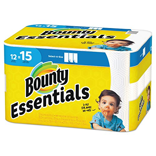 Price comparison product image Bounty Paper Towels