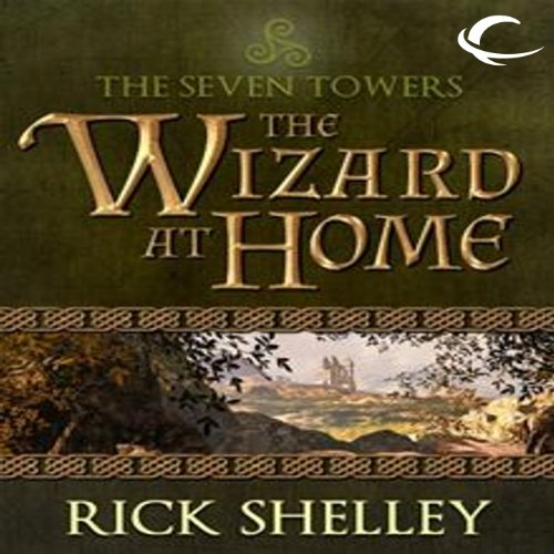 The Wizard at Home audiobook cover art