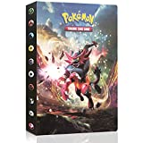 JIM - Álbum de Pokemon, Álbum Titular de Tarjetas Pokémon,Pokemon Cards Album,30 páginas 240 Tarjetas - 2#