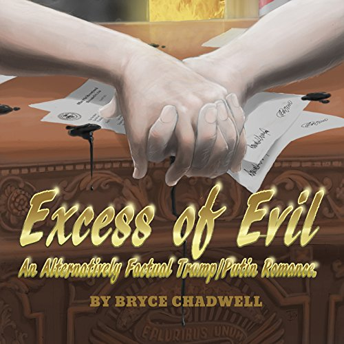 Excess of Evil audiobook cover art