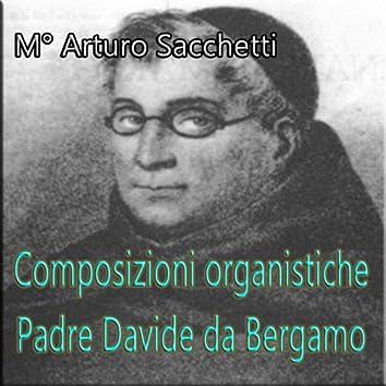 Padre Davide da Bergamo (Composizioni organistiche)