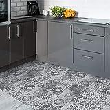 Ambiance-Live col-floor-RV-0563 Pegatinas adhesivas de azulejos, Abramo, 60 x...