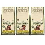 KRISP 3 x 2kg Harringtons Turkey Meat Veg Dog Pet Dry Food Natural Vitamin Minerals