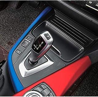 HDCF Für 3 4er 3GT F30 F31 F32 F34 F36 316li 320li Autozubehör Schaltpaneel Dekorleiste Blende Blau