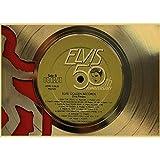 Fymm丶shop Elvis Aron Presley Art Poster Print Music Picture Modern Hall Bar Pub Hostel Decoración De La Pared Sticker Poster 50X70Cm (F: 0124)