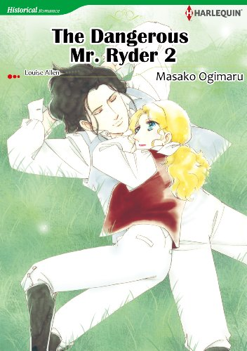 The Dangerous Mr. Ryder 2: Harlequin comics (English Edition)