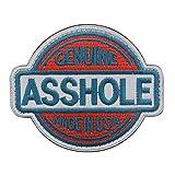 GreatPlus Asshole Merit Badge Patch