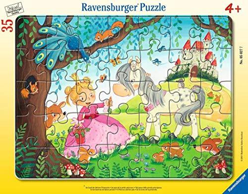 Ravensburger-Im Land Der kleinen Prinzessin En el país de la pequeña Princesa, Color 1. (05027)