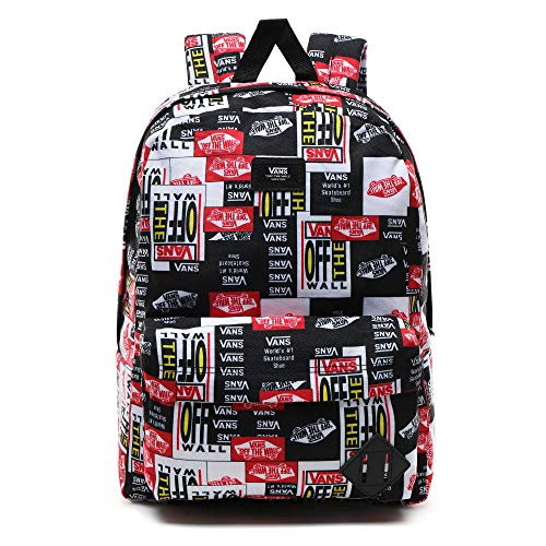Vans Old Skool III, Mochila Tipo Casual, 42 cm, 22 Liters, Multicolor