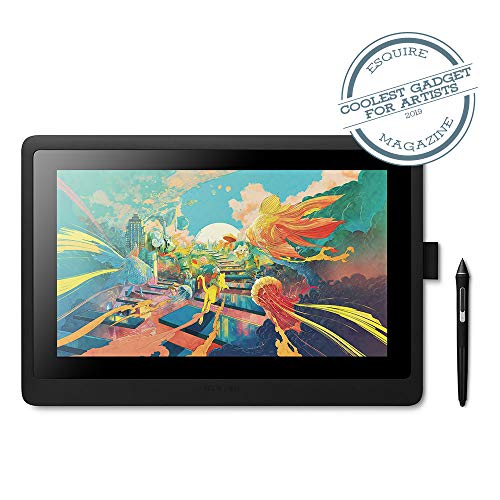 Wacom Cintiq 16 Drawing Tablet with Screen (DTK1660K0A)
