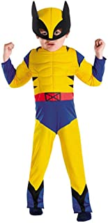 Inc Unisex Child XMen Wolverine Toddler Costume