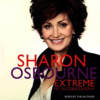 Sharon Osbourne Extreme audiobook cover art