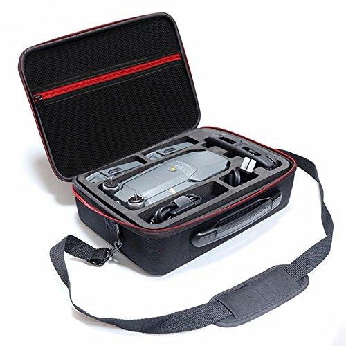 GENORTH Custodia Protettiva Borsa Copertura per DJI Mavic PRO Drone con Tracolla Staccabile