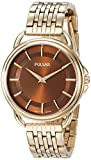 Pulsar Women's PM2134 Analog Display Japanese Quartz Gold Watch