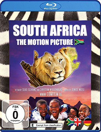 South Africa - The Motion Picture - Blu-ray
