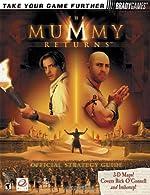 The Mummy Returns Official Strategy Guide de Zach Meston