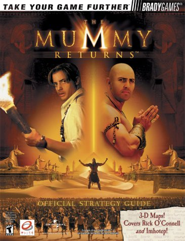 The Mummy Returns Official Strategy Guide