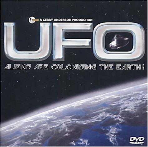 U.F.O - Volumes 1 - 4 Boxset [4 DVDs] [UK Import]