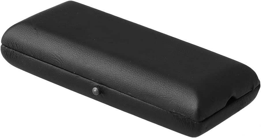 Yibuy Leather Oboe Reed Case Box For Popular product 3PCS Hold Cas Mail order Reeds Storage