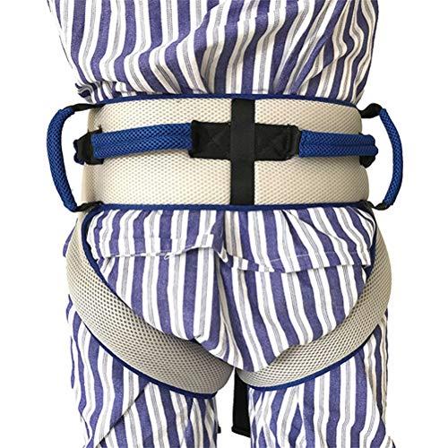 GFYWZ Cinturón de Marcha de Transferencia médica, Cinturón de Seguridad para Caminar, Levantador Auxiliar para bariátrica, Ancianos