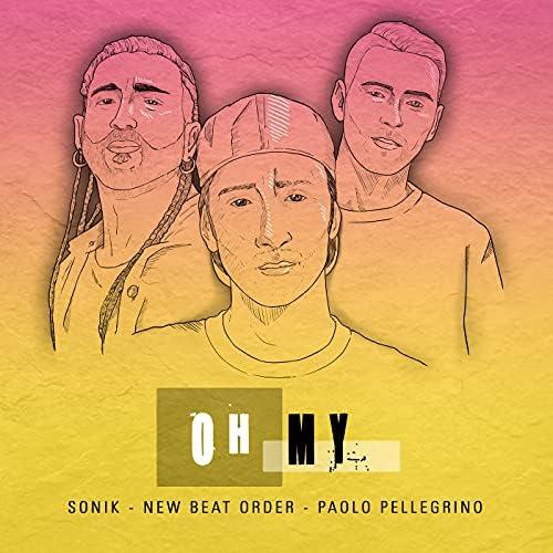 Sonik, New Beat Order & Paolo Pellegrino