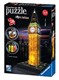 Ravensburger - Puzzle 3D - Building - Big Ben illuminé - 12588