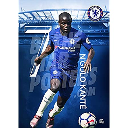 Be The Star Posters Poster Homme Football A3