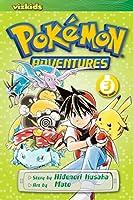 Pokémon Adventures (Red and Blue), Vol. 3 (3)