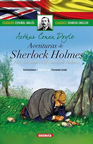 Aventuras Sherlock Holmes - español/inglés Clásicos