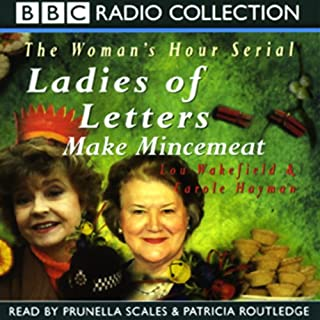 Ladies of Letters Make Mincemeat cover art