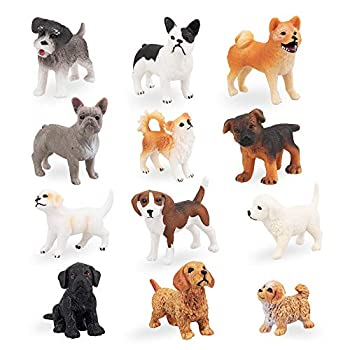 Best toy dog figures Reviews