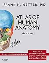 Atlas of Human Anatomy: Enhanced International Edition (Netter Basic Science)