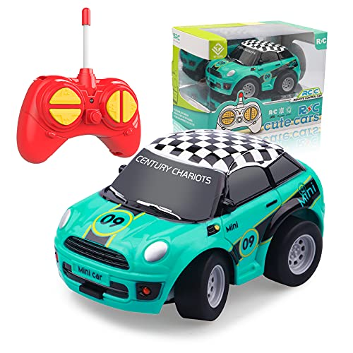 Gifts for 2-5 Year Old Boys,Remote Control Car for Boys 3-5,Car Toys for Boys Age 2-5,Fast Mini Race RC Car for Kids,Toddler Toys Age 2-4,Birthday Chirstmas Gifts for Kids,Blue