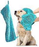 Pet Towel | Dog Wash Dog Drying Towel | Dog Grooming Kit |