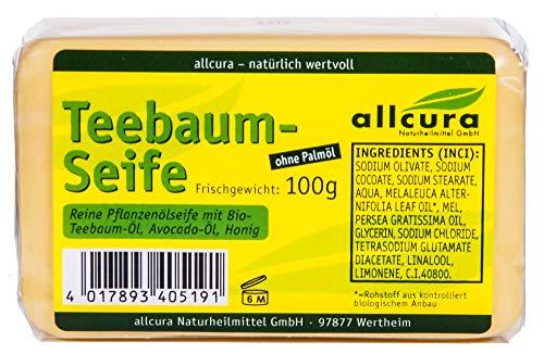 TEEBAUM SEIFE, 100 g
