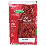 OLDCASTLE LAWN & GARDEN 123458 Green Thumb Mulch, 2 cu. ft, Red
