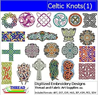 celtic knot embroidery designs
