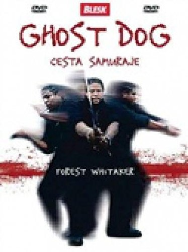 Ghost dog Cesta samuraje (Ghost Dog: The Way of the Samurai) [paper sleeve] (Versión checa)