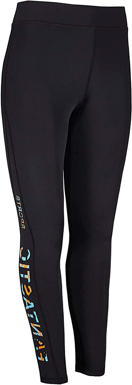High-Waisted Swimming Wetsuite Pants Scodi Womens Surfing Leggings UPF50